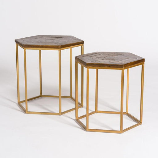 Broome + Greene Moody Nesting Tables