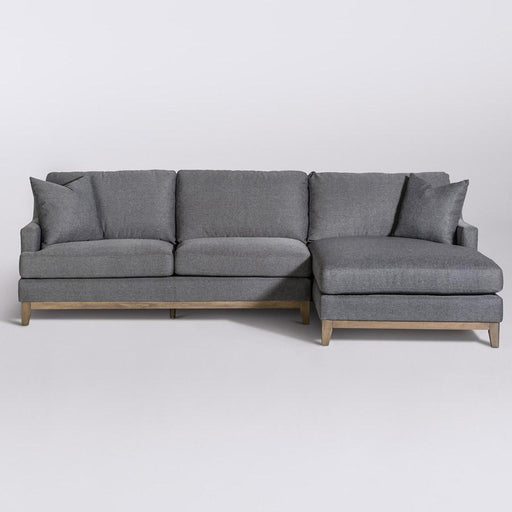 Broome + Greene Talman Sectional - Right Arm Facing