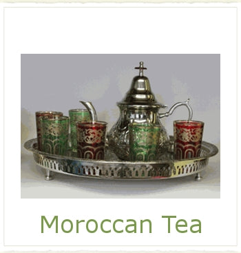 Moroccan Mint Tea - Traditional Method