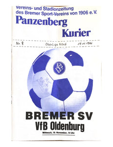 PK BSV - VfB Oldenburg 19.11.1986