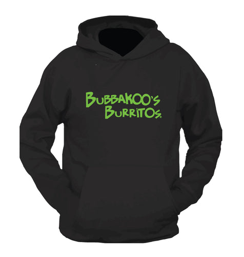Bubbakoo's Burritos Hooded Sweatshirt