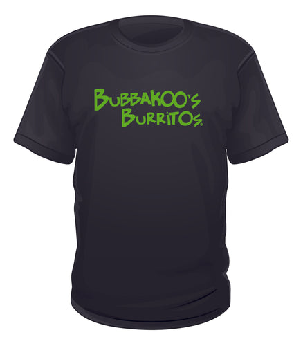Bubbakoo's Burritos Short Sleeve Traditional
