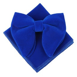 Retro Velvet Bow Ties