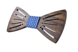 Hollow Carved Men's Bow Ties