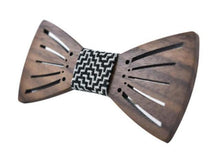 Load image into Gallery viewer, Hollow Carved Men's Bow Ties