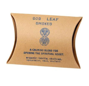 God Leaf | Herbal Smokes