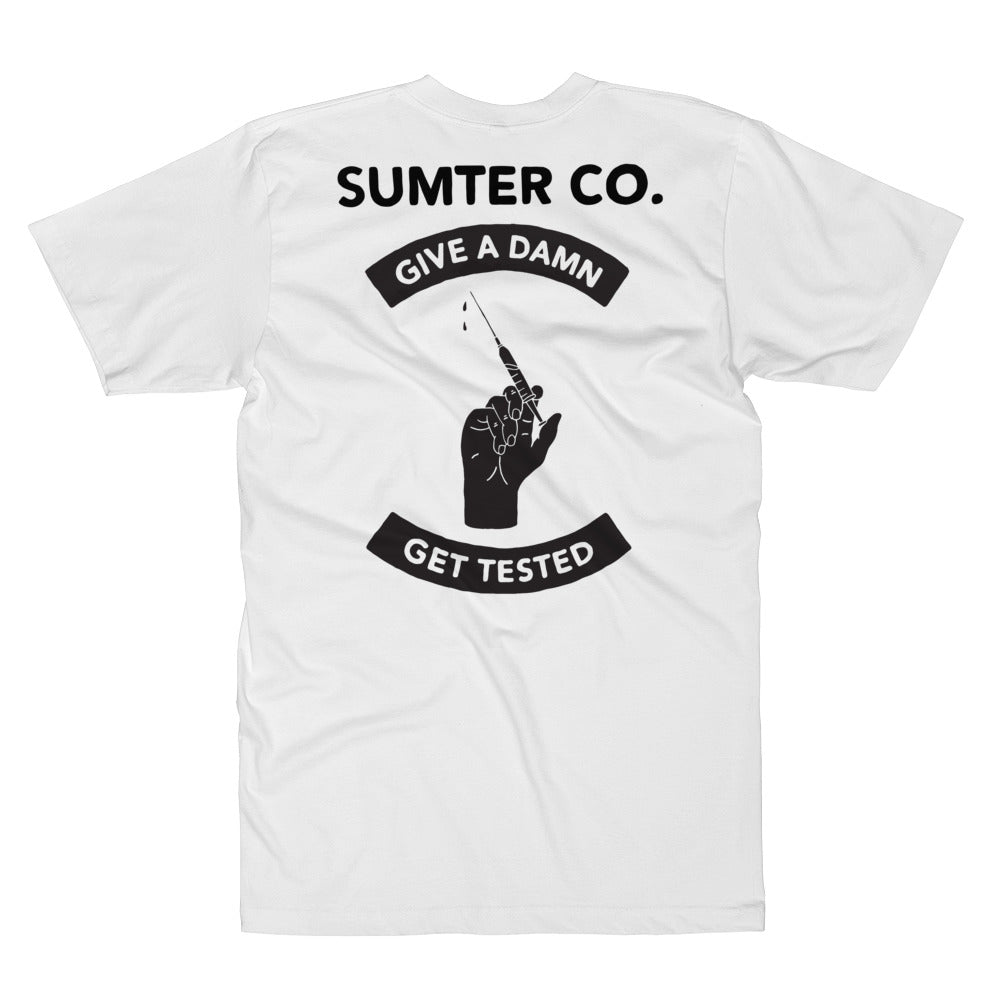 "the ""Sumter Co. HIV/AIDS Awareness"" Tee"