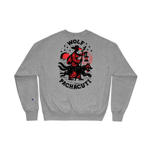 Wolf Pachacuti Light Worker Sweatshirt