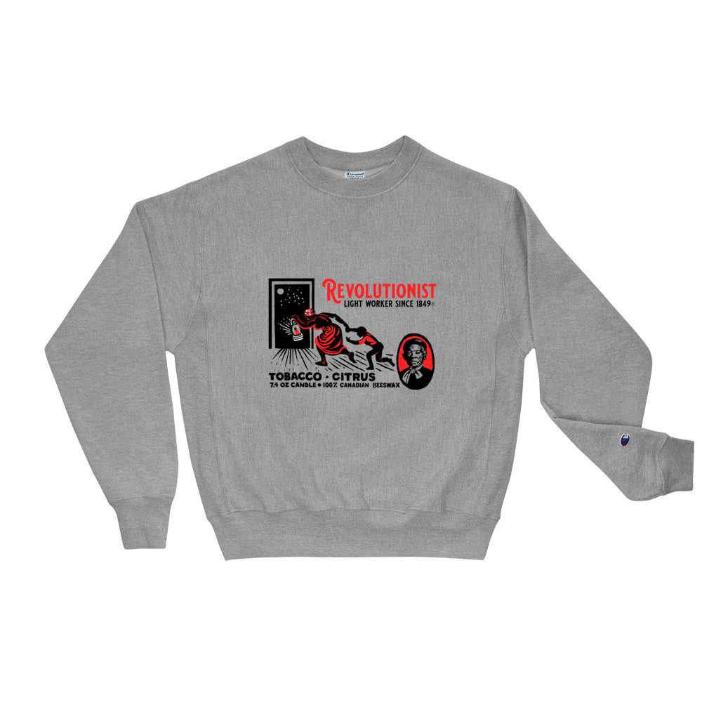 Wolf Pachacuti Light Worker Champion Sweatshirt