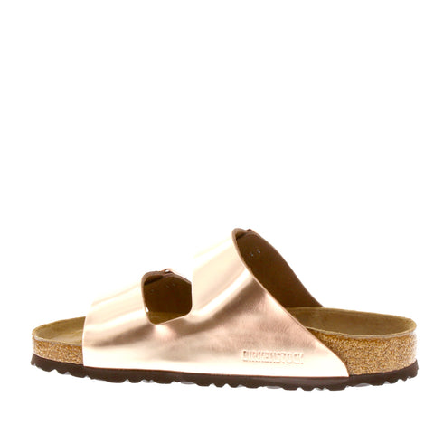 Birkenstock 'Arizona' Women / Metallic Copper