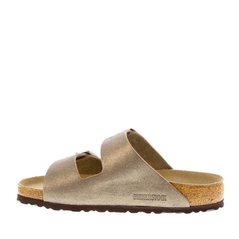 Birkenstock 'Arizona' Women / Washed Gold