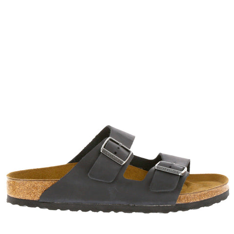 Birkenstock 'Arizona' Men / Oiled Black