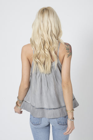 Golden Hour Cami in Grey Wash