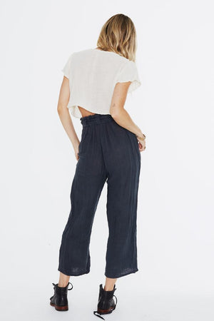 Minglewood Pants in Faded Black