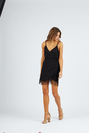 Aria Dress in Black