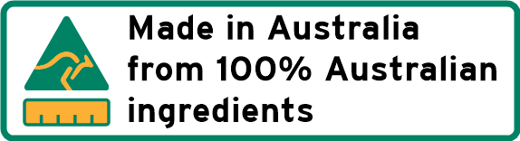 Mirrabooka Organic Greens Made in Australia From 100% Australian Ingredients