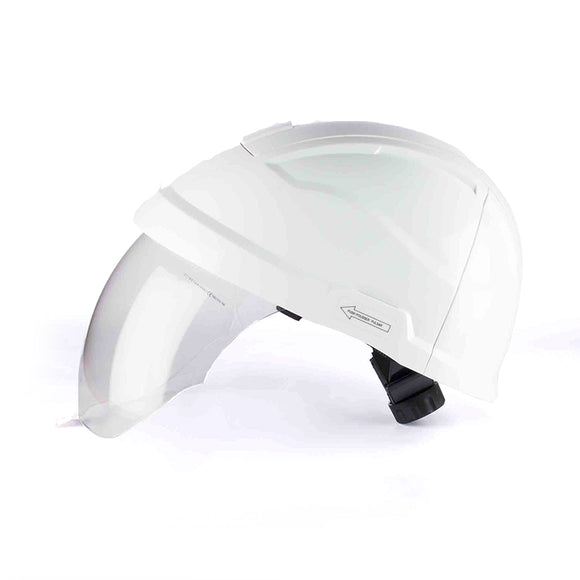 Casco dieléctrico E-Shark, Arc Flash
