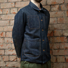 Load image into Gallery viewer, 5414 Denim Chore Jacket