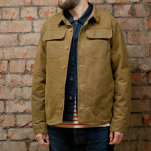 Load image into Gallery viewer, Wax Cotton Strummer Jacket