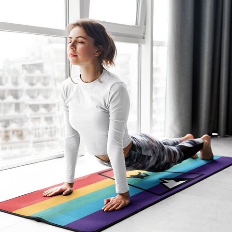 People Are Awesome Yoga Mat