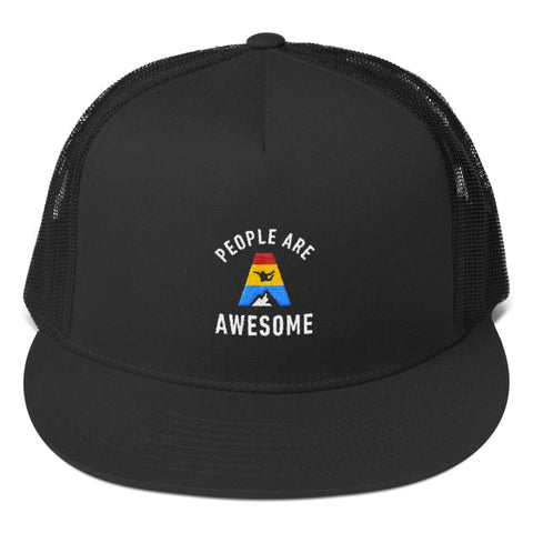 PAA High Altitude Horizon Trucker Hat