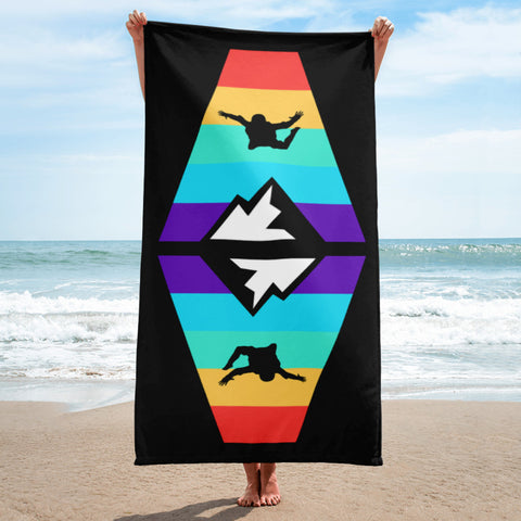 High Altitude Horizon Towel