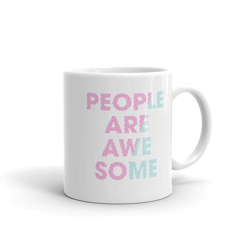 People are Awesome Lip Mug