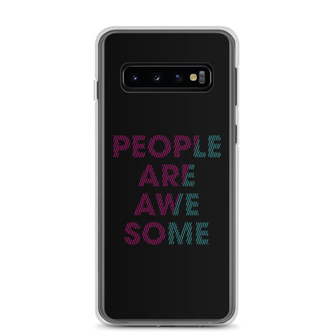 People are Awesome Lip Samsung Case