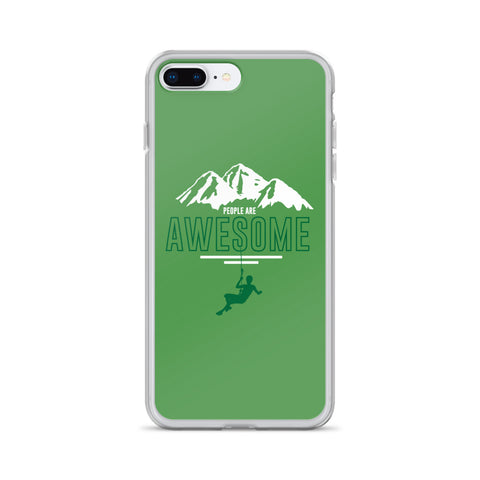 Awesome Approach iPhone Case