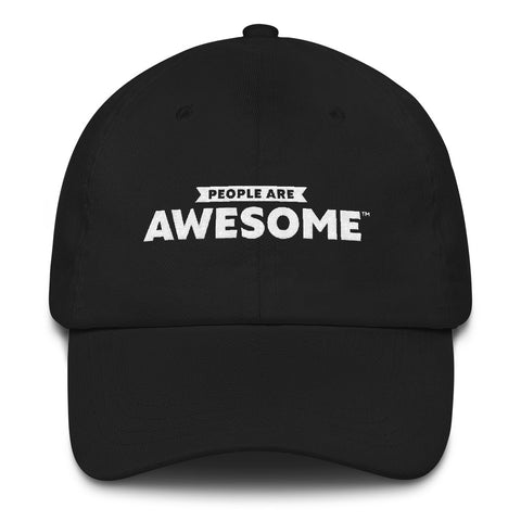 People Are Awesome Logo Dad Hat