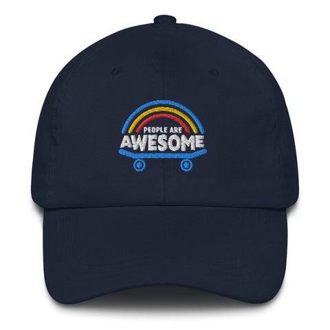 Awesome Shredding Dad Hat