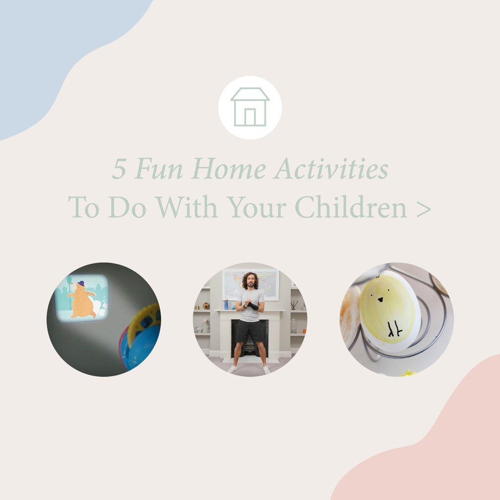 5 Fun Activities for Kids at Home during Coronavirus Quarantine