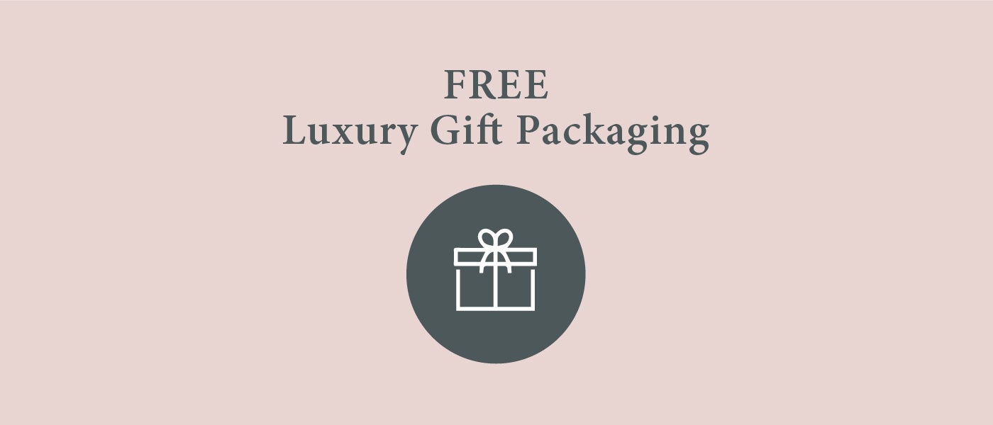 FREE Luxury Gift Packaging On All Gifts - Lovingly Signed Singapore