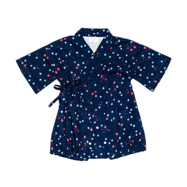 Baby Kimono - Starry Night - Lovingly Signed Singapore