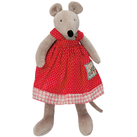 Personalised Nino the Mouse - Lovingly Signed