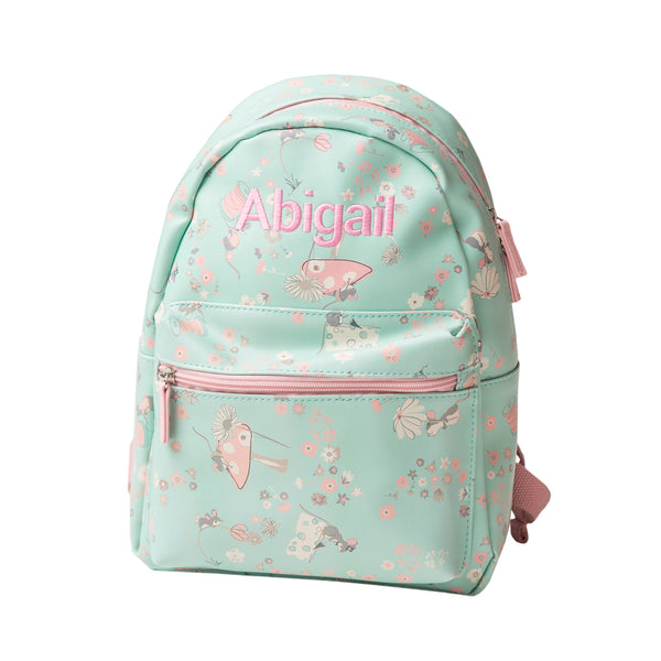 Personalised Mouse Backpack - Lovingly Signed - SG
