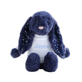 Personalised Stardust Bunny - Navy