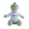 Personalised Puffles Dino - Lovingly Signed