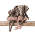 Dancing Darcey Elephant - Lovingly Signed - SG