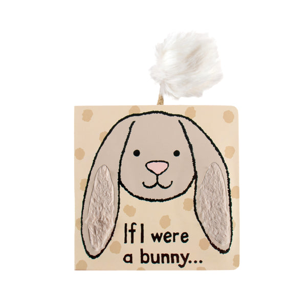 If I Were A Bunny Board Book - Lovingly Signed - SG