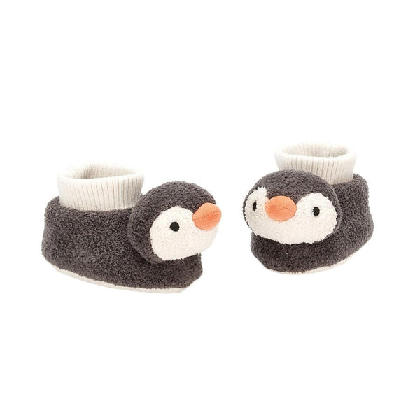 Pippet Penguin Booties - Lovingly Signed - Singpaore