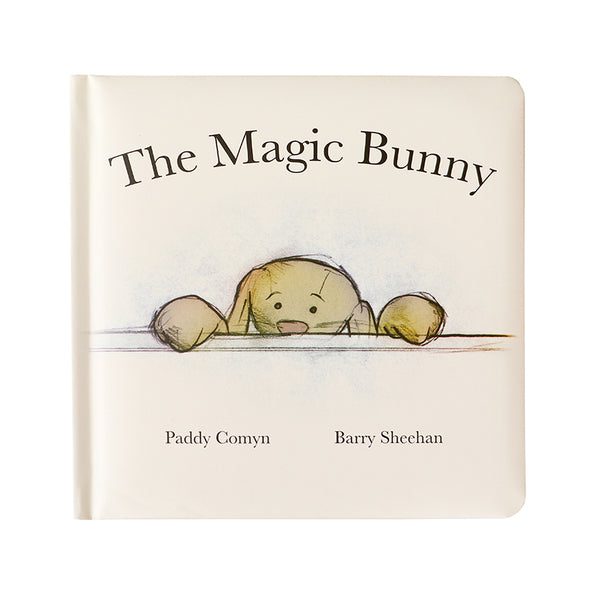 The Magic Bunny Board Book - Lovingly Signed - Singapore