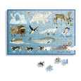 Les Grands Explorateurs 150pc Mini Puzzle (Arctic)
