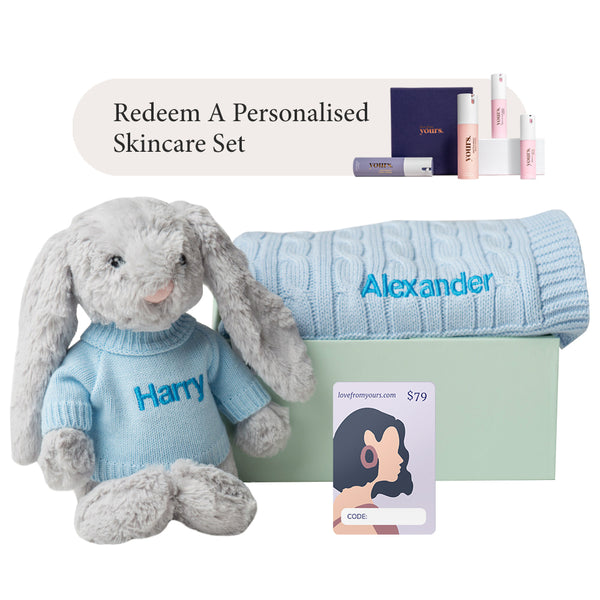 Personalised Mummy and Baby Bundle (Multiple Color Options)