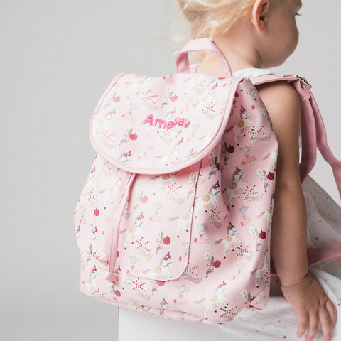 Personalised Pony Backpack
