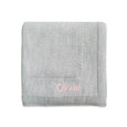 Personalised New Baby Receiving Shawl - Grey - Lovingly Signed - SG