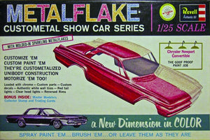 Classic And Vintage Plastic Model Kits From Revell, AMT Models, MPC, Polar Lights & More