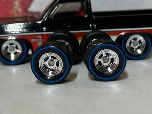 Custom Hot Wheels Wheels - Custom Hot Wheels Rims - Custom Hot Wheels Rubber Tires