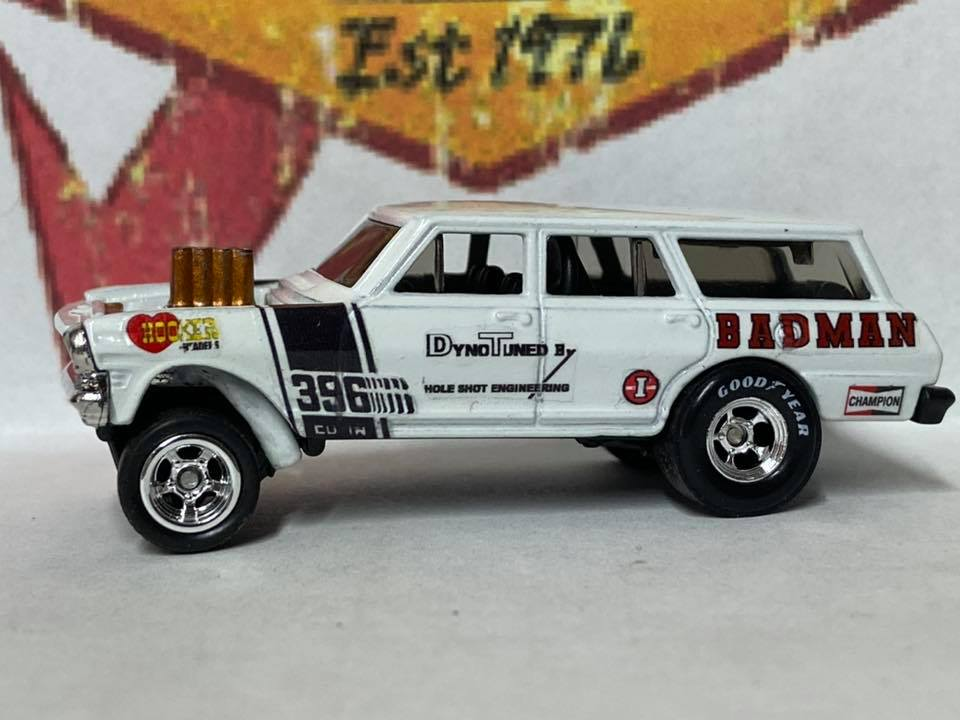 Custom Hot Wheels - Custom Painted Hot Wheels - Custom Painted Hot Wheels With Rubber Tires