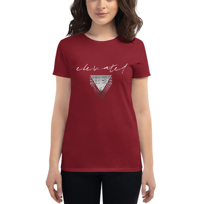 Elevated Women's short sleeve t-shirt
